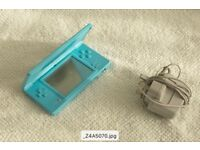 Used Working Blue Nintendo DSi