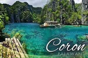 Travel to palawan philippines Merrylands Parramatta Area Preview