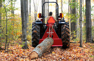 Compact Tractor Attachments & Implements