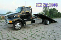 TOWING & FLATBED SERVICE 24/7 ** 905 512 0805