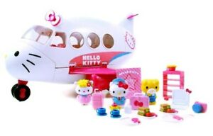 Hello Kitty Plane & Accessories