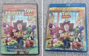 Toy Story 3 on DVD or 2-Disc Blu-Ray