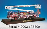 Franklin Mint Fire Truck