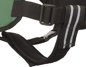 Chest to girth Strap Support for Service Dog Harness