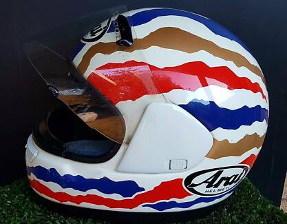 Original Michael Doohan Helmet