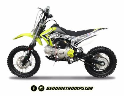 125cc THUMPSTAR - NEW  $1199 BUILT/SERVICED READY TO RIDE