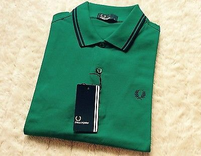 Fred Perry t-shirts were a classic mod look