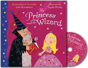 The Princess and the Wizard, Julia Donaldson