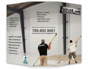 "Areas of Specialization    "" Seflor Floor Coating """