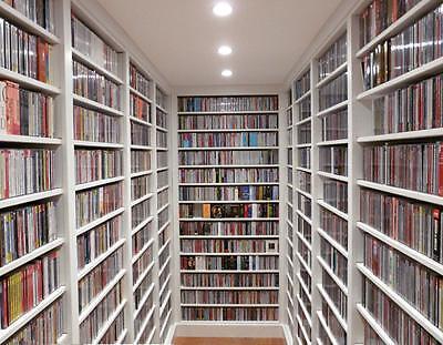 ≥ CD of DVD-kast voor de echte verzamelaar - Woonaccessoires | Cd ...
