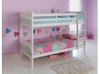 Brand New In Box Detachable Bunk Beds Frame
