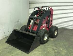 Dingo K9-3-K Low Hours Mini Loader SN -252 Welshpool Canning Area Preview