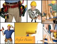 Residential & Commercial Painters and Handyman and All Trades