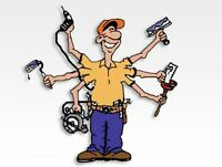Household Repairs & Maintenance, Lawn Care, Snow Removal