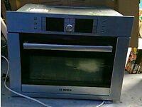 BOSCH Combi Top Oven