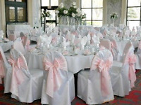 Wedding and Event Party Rentals / Decor --CHAIR COVER 0.99cent