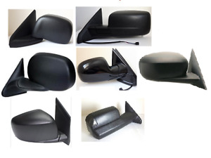 side view mirror for dodge ram caravan charger