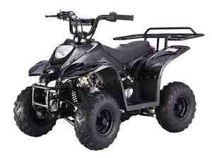 110CC ATVS FOR KIDS ON SALE WHILE SUPPLIES LAST !