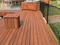 STAIN YOUR DECK/ FENCE