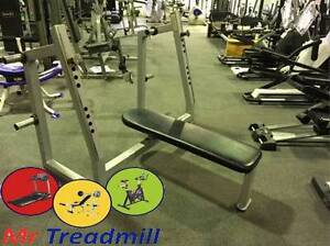 CALGYM COMMERCIAL - BENCH PRESS - MR TREADMILL Geebung Brisbane North East Preview