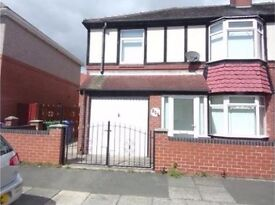 3 Bedroom House to Rent in Blyth, Unfurnished