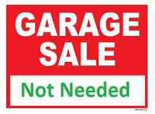 No garage sale needed, we can buy the whole lot - cash paid Morley Bayswater Area Preview