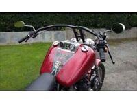 Kawazaki Z1100 Trike. .
