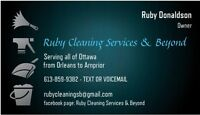 Hiring 2 experienced cleaners!