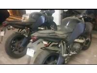 2 Buell 1125R 2008