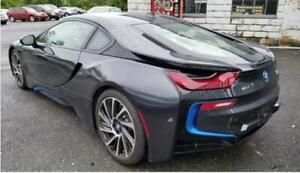 BMW i8 Parts Body Panels Motor Engine Transmission
