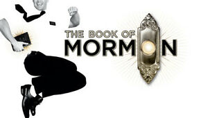The Book of Mormon 4 Tickets $240 each