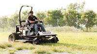 Rondeau and area commercial/residential lawn services