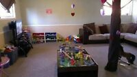 Sheri's daycare 2 FULL TIME SPACES AVAILABLE FOR SEPTEMBER 2015