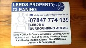 LEEDS PROPERTY CLEANING