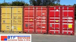 20FT SHIPPING CONTAINERS - AVAILABLE - FOR SALE - DARWIN Darwin CBD Darwin City Preview
