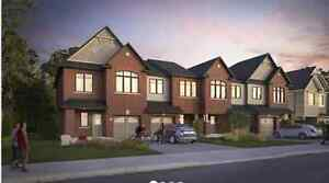 Brand New 4 bedroom end-unit  townhouse Kanata