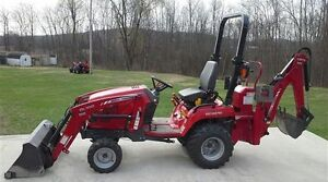 Tractor Loader Backhoe For Rent 26 HP  175.00 a day