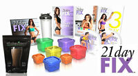 Lose weight and get in shape with the 21 Day Fix!