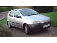punto for sale or swap spare or repairs ,has m.o.t .no log book.,email ....