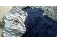 3x maternity tops size 10