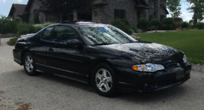 2002 Monte Carlo SS- One owner 142,000km
