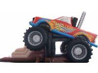 Monster Truck Bouncy Castle Slide Combo for HIRE