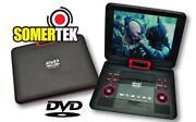 12 Portable DVD Player