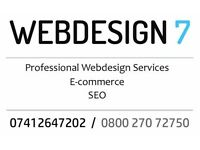 UI/UX/PHP Web Designer required for a long term partnership & business development ( South London )