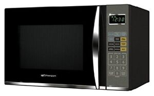 Emerson 1.2 Cu. Ft. 1100W Touch Control, Microwave Oven with Grill