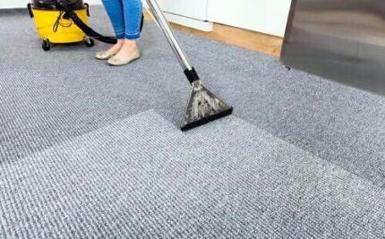 Fantastic carpet cleaning service