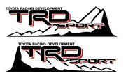 TRD Sport Decal