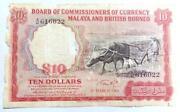 Malaya Banknotes