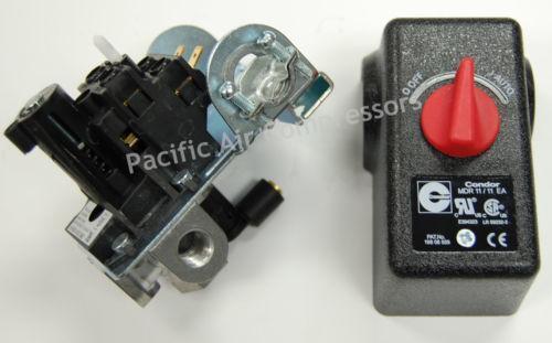 Campbell Hausfeld Parts >> Campbell Hausfeld Pressure Switch | eBay