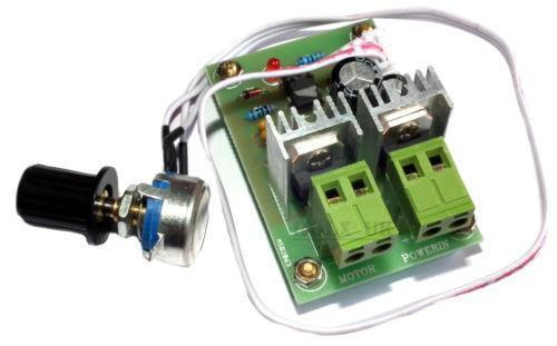 24v Dc Motor Controller Ebay